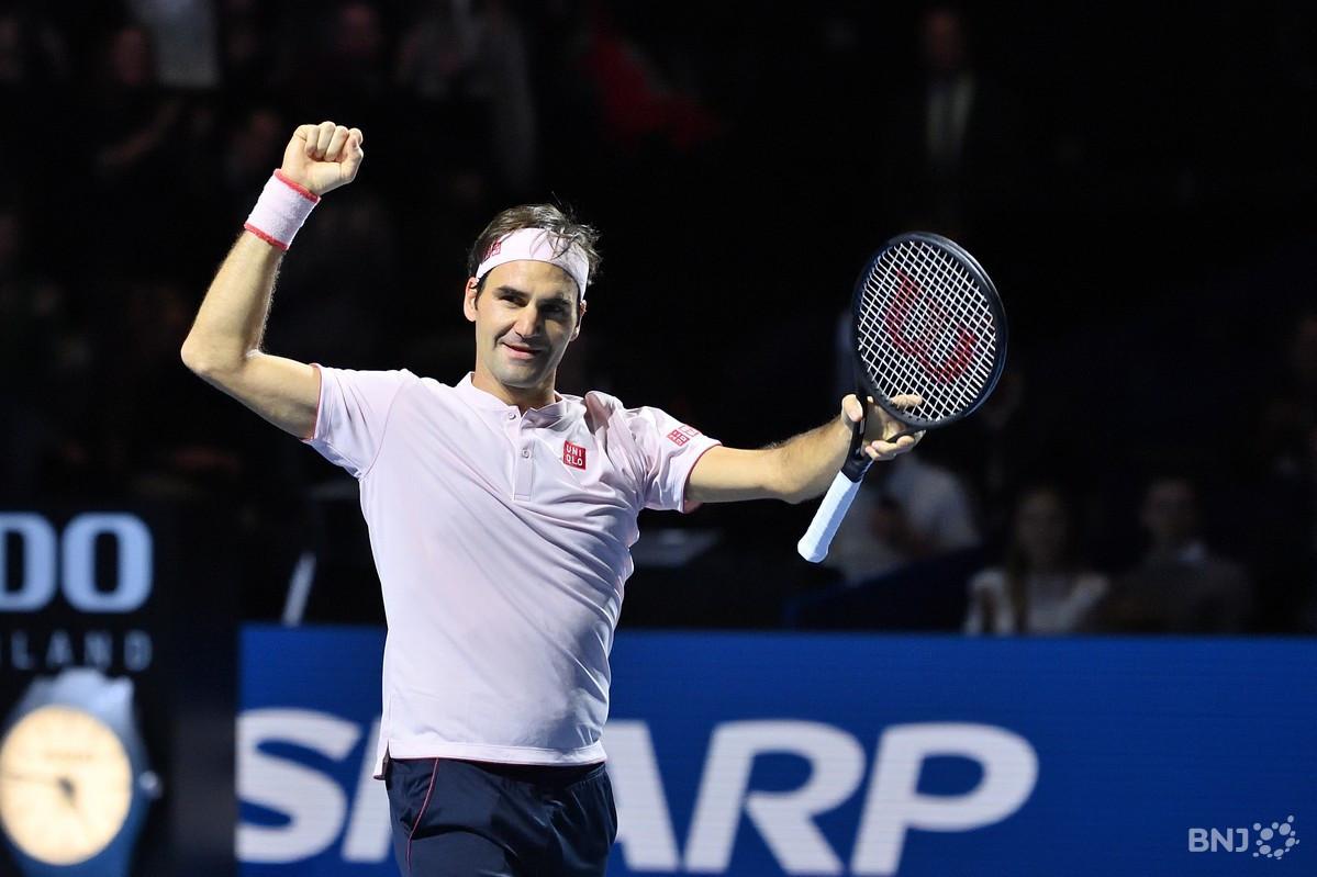 Autocollant RF - Federer