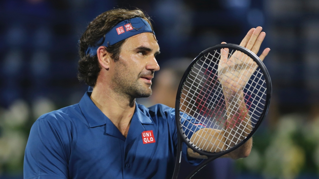 Calendrier Federer 2020