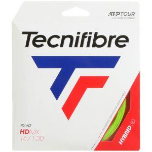 Cordage Tecnifibre HDMX Jaune Lime / Confort - Tenue de Tension - Polyvalence