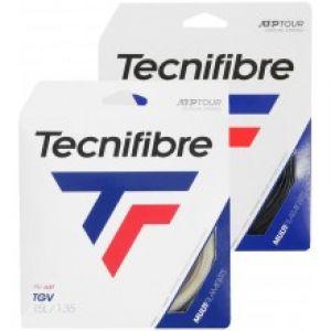 Cordage Tecnifibre TGV 1.25mm - Confort et Puissance - 12m