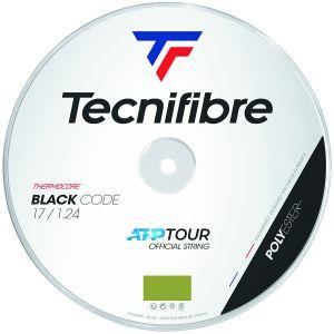 Bobine Tecnifibre Black Code - 200m Vert lime ou Orange