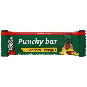 Barre Energétique Punch Power 30 gr