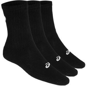 Chaussettes Asics Pack 3 Paires Noir