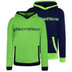 SWEAT A CAPUCHE TECNIFIBRE FLEECE - 2 Couleurs à choix