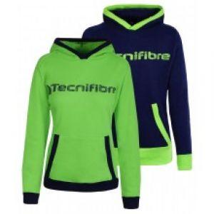 Sweatshirt à Capuche Dame Tecnifibre - 2 Couleurs à choix