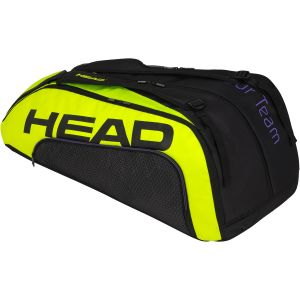 Sac 12 Raquettes Head Tour Team Extreme Noir/LIme 2020