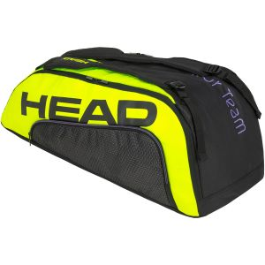 Sac 9 Raquettes Head Tour Team Extreme Noir/LIme 2020