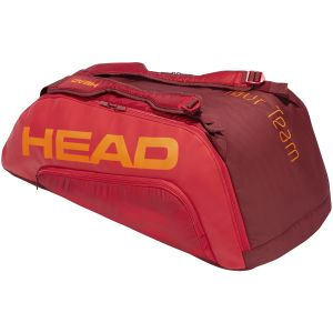 Sac 9 Raquettes Head Tour Team Supercombi Rouge