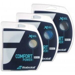 Cordage Babolat Xcel 2020 -12 m 1 raquette - Puissance - Toucher - Confort - Sensations d'un Boyau Naturel