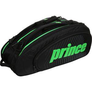 Sac 12 Raquettes Prince Tour Slam 2021 - Vert