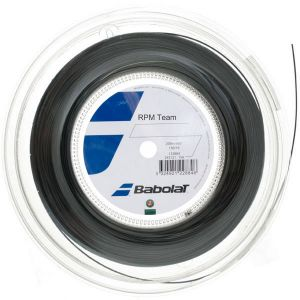 Bobine Babolat RPM Team 200m - + Souple que le RPM Blast - Effets/Puissance/Durabilité