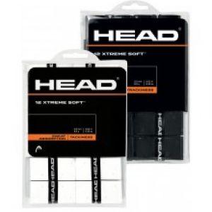 Surgrips Head XTreme Soft x12 - Blanc ou Noir