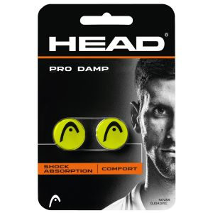 Antivibrateur Head Damp Pro Jaune Lime