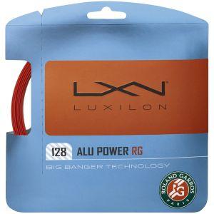 Luxilon Alu Power Big Banger 1.28 Spécial Roland Garros Terre Battue - Contrôle - Prise d'effet - Vitesse de balle