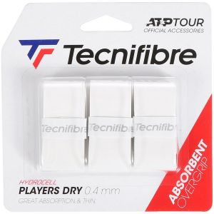 Surgrips Tecnifibre Pro Dry ATP Blanc