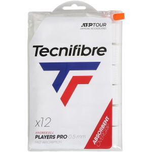 Surgrips Tecnifibre Pro Players x12 Blanc