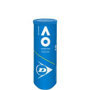 Offre Spéciale : Balles Dunlop Officiel Australian Open - Tube x3