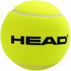 Balle Head Jumbo 22 cm avec Aiguille de Gonflage