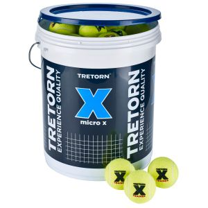 Balles Tretorn X Trainer Longue durée Baril x72