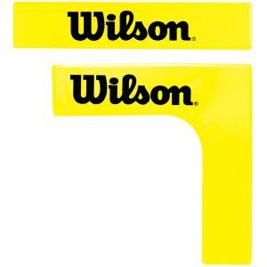 Kit Wilson de marquage au sol - Antidérapants  - 12 Lignes et 4 Angles