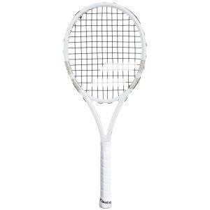 Mini Raquette Babolat L 25 cm - Pure Strike Wimbledon Mini Raquette Babolat  L 25 cm Fabriquée avec les mêmes matériaux que l'originale - Cadeau pour Collectionneur ou Passionné Effet Garanti !