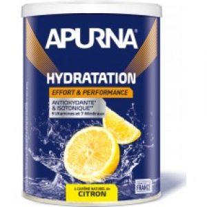 Pot Boisson Energie Apurna 500 gr - Citron