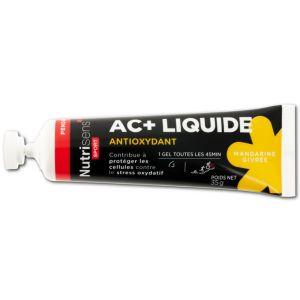 Gel Liquide Energetique AC+ Nutrisens 35 gr