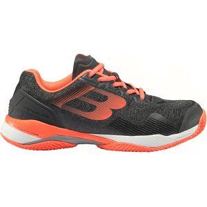 Chaussures BullPadel HACK KNIT Noir/Orange