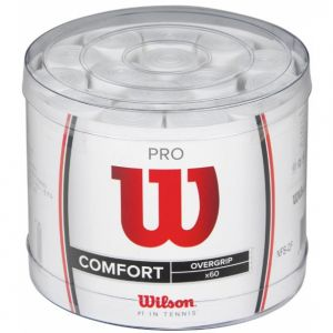 60 Surgrips Wilson Pro Blanc