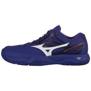 Offre Spéciale : Chaussures Homme Mizuno Intense Tour 5  - TERRE BATTUE - Pointure 40,5 (idéale pour une personne chaussant du 40)