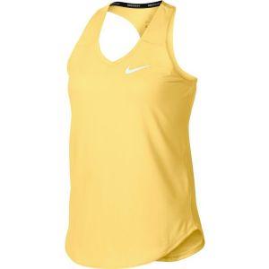 Débardeur Dame Nike Compet - Couleur Abricot Taille XS