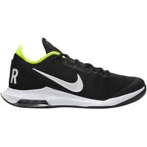 Chaussures Homme Nike Court Air Max Wildcard Noir/Lime - Toutes surfaces