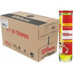 Balles Wilson Championship Carton de 18 Tubes de 4 Balles