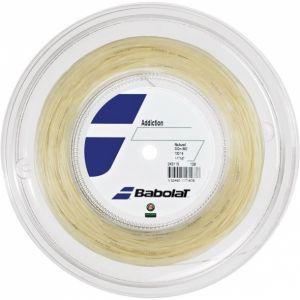 Bobine Babolat Addiction 200m - 1,25 - 1,30 - 1,35 mm -16 raquettes environ - Puissance/Contrôle