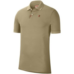 Polo Homme Nike Tennis Player - Sable