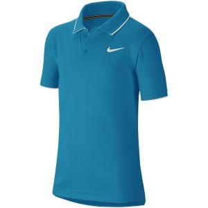 Polo Garçon Nike Dry Team