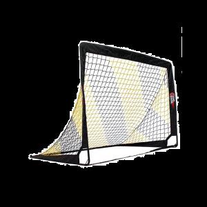 Kit 2x Goal (1.2 x 0.9m) Montage rapide avec Housse