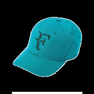 Casquette Federer UNIQLO 2021 - Série Limitée - Turquoise