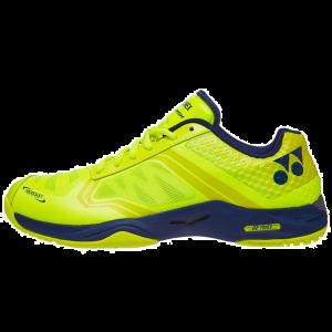 Chaussures Yonex Concept Unisexe (Homme-Dame-Juniors) Aerus Dash - Jaune Lime- Toutes surfaces - À partir de 36-46