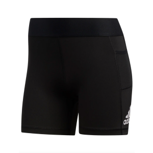 Shorty Dame Adidas Noir