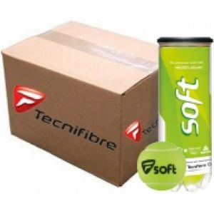 Tecnifibre Soft - 24 tubes x3 Green Stage 1