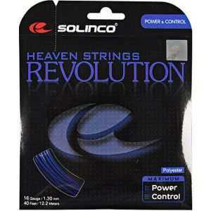 Cordage Solinco Revolution 12m - Contrôle - Effets - Puissance