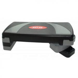 Step Power  - Renforcement - Dynamique des jambes - Cardio - Hauteur modulable de 10 à 15 cm