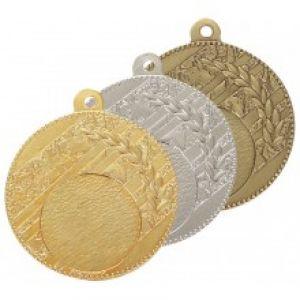 Médaille Tennis Métal Diamètre 4,5 cm