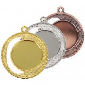 Médaille Tennis Métal Diamètre 4 cm