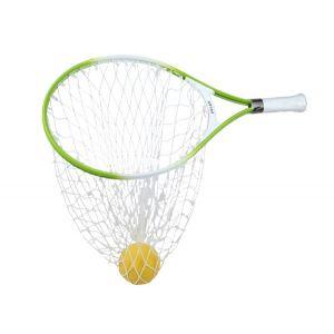 Raquette attrape balle 2 tailles à choix - Entraine Coordination/Distance/Rebonds entre raquette balle et l'enfant