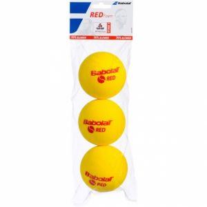 Sachet De 3 Balles Babolat Red Soft