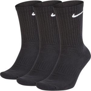 3 Paires de Chaussettes Nike Cushio Noir ATP Tour - Mi-Hautes