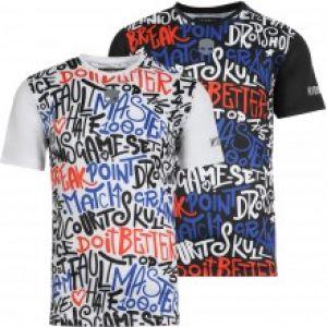 T-Shirt Technique Homme Hydrogen Graffiti