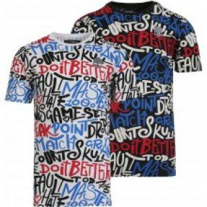 T-Shirt Homme Hydrogen Graffiti